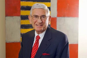 California billionaire Eli Broad