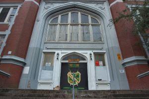 John McDonough High School.