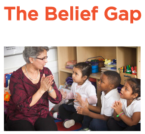 belief gap