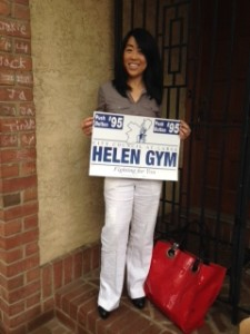 Parent activist Helen Gym