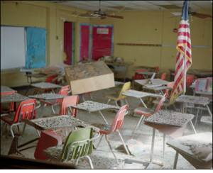 New Orleans classroom