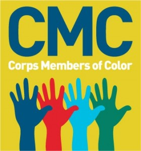 corps members of color