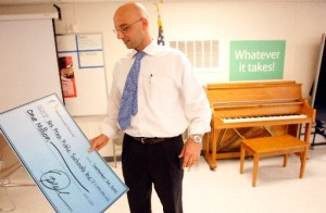 Chris Barbic recently stepped down as the chief of the Achievement School District.
