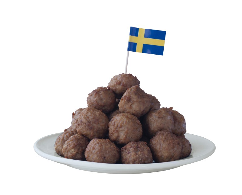 Cloudy With A Chance Of Swedish Meatballs Have You Heard