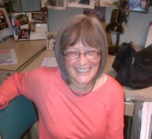 Teacher Darlene McCampbell
